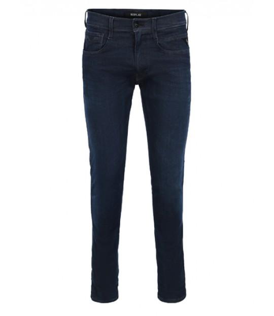 Blå Replay Hyperflex jeans M914