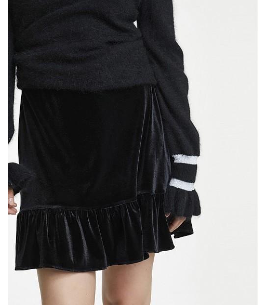Emma skirt black