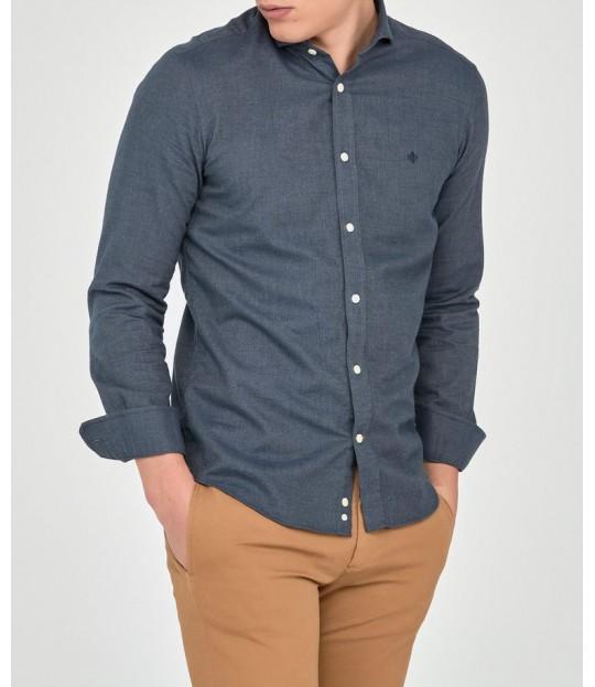 Lloyd Spread Cuteaway Shirt Blue