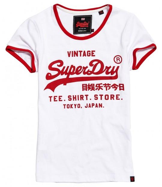 Shirt Shop Vintage White
