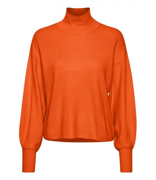 Wanetta Pullover Orange
