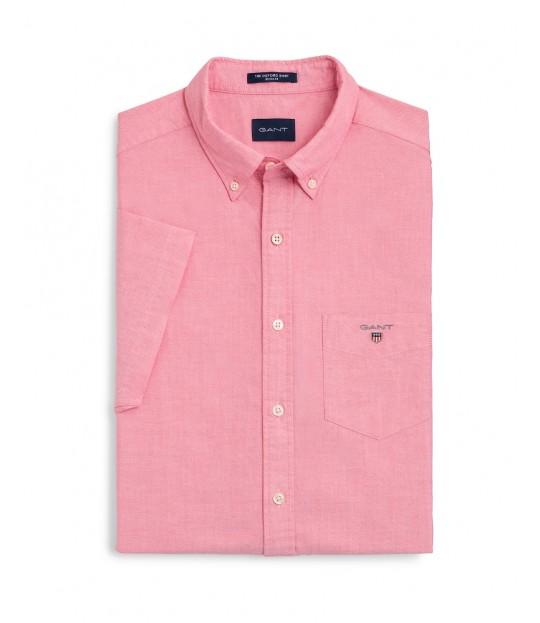 The Oxford Shirt Reg SS Red
