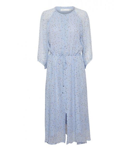 Saga Long Dress