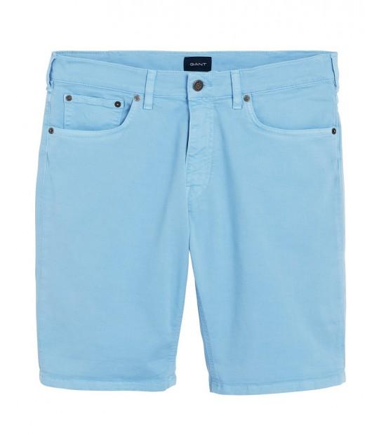 Regular Desert Shorts Capri Blue