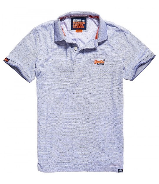 Orange Label Jersey Polo