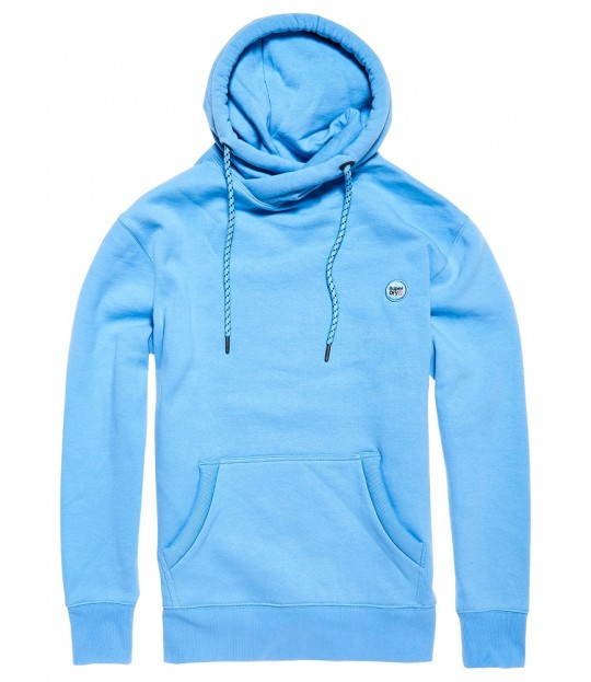 Collective Hood Wave Blue