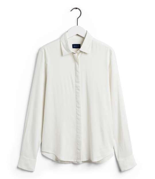 Featherweight Twill Blouse